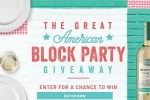 Great American Block Party IWG and Sweepstakes on Mvgiveaway.com