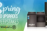Spring into Upgrades Sweepstakes
