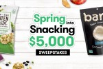 Tasty Rewards Spring Into Snacking Sweepstakes
