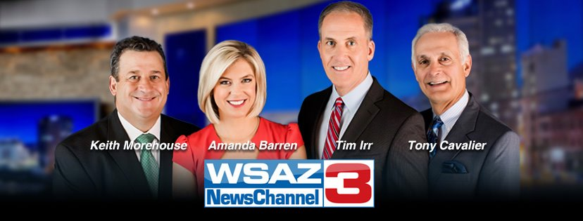 WSAZ Umbrella Giveaway Contest