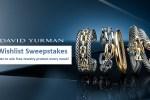 David Yurman's Wishlist Sweepstakes