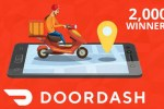 DoorDash Do Your Part Sweepstakes