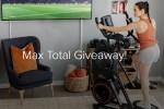 Bowflex Max Total Machine Giveaway
