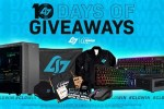 Newegg CLG 10th Anniversary 10 Days of Giveaway