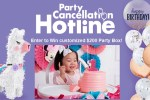 Party City Cancelled Party Giveaway