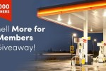 Shell Gift Card Giveaway
