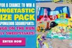 Sponge on the Run Weekly Sweepstakes