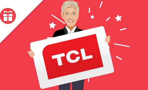 Ellen DeGeneres TV Giveaway 2020