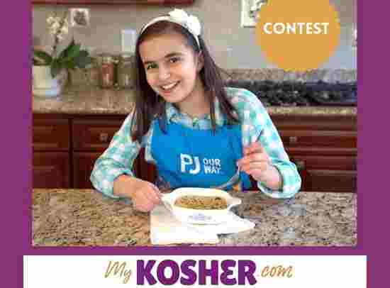 My Kosher Kids Cooking Videos Contest
