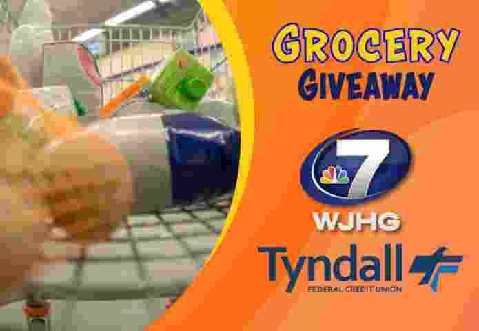 WJHG NewsChannel 7 Today Grocery Giveaway