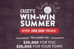 Casey's Win-Win Summer Sweepstakes