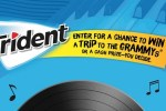 Trident Chew Tunes IWG and Sweepstakes on Chewtunes.com