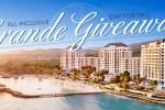 Jewel Grande Montego Bay Resort & Spa Grande Giveaway