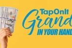 TapOnIt Visa Gift Card Sweepstakes 2020