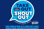 Great American Takeout Sweepstakes 2020
