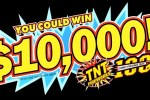 TNT Fireworks $10,000 Sweepstakes 2020