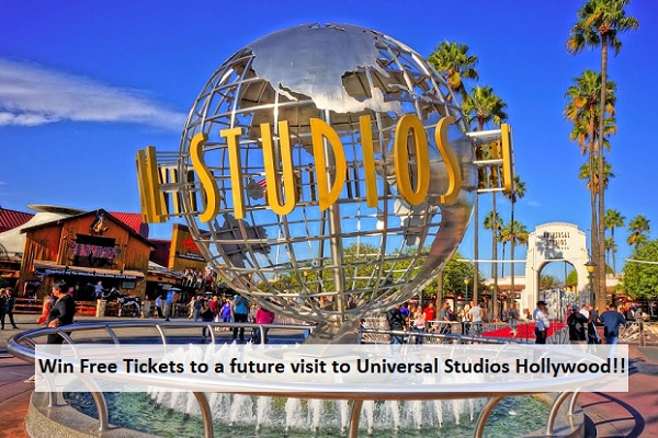 Universal Studios Hollywood Secret Life of Pets Sweepstakes