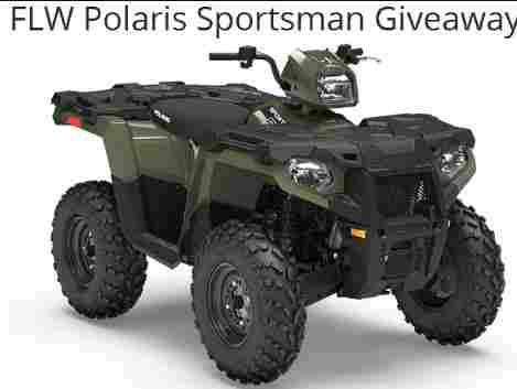 FLW Polaris Sportsman Giveaway