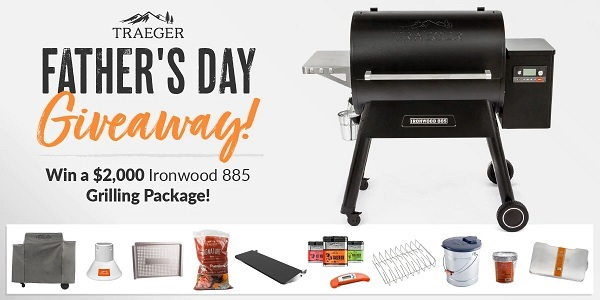 BBQGuys Father's Day Giveaway 2020