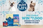 Blue Buffalo Summer Sweepstakes
