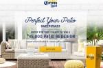 Corona Patio Makeover Sweepstakes 2020