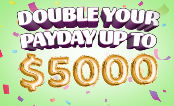 Netspend.com Double Your Payday Sweepstakes