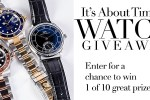 REEDS Jewelers Watch Giveaway