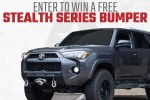 Road Armor Stealth Giveaway 2020