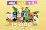 Circle K Rock Paper Prizes Contest 2020