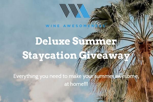 Deluxe Summer Staycation Giveaway