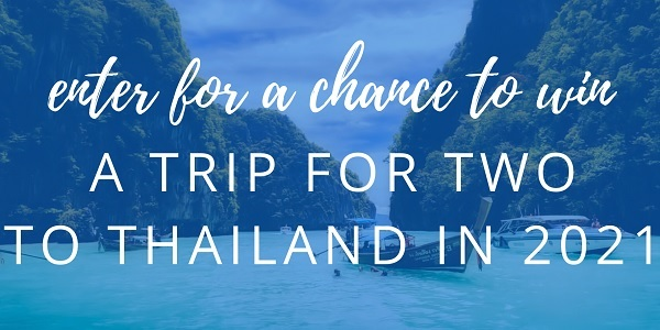 Travelzoo Thailand Trip Giveaway