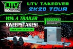 UTV Takeover Trailer Sweepstakes 2020