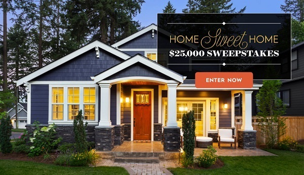BHG.com $25000 Cash Sweepstakes
