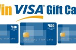 Camel Quikly Visa Gift Card Giveaway