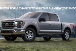 2021 Ford 150 Sweepstakes On f150drive.com