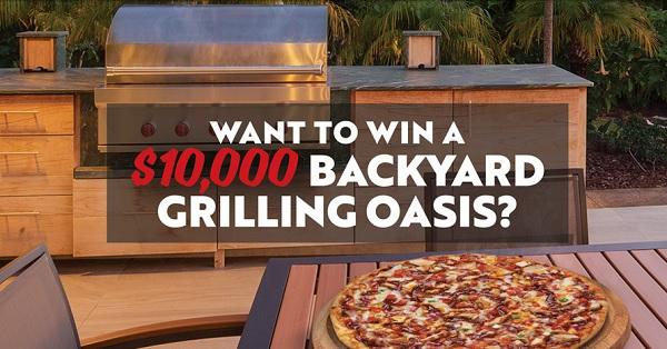 Papa Murphy's Backyard Grilling Oasis Sweepstakes