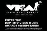MTV Video Music Awards Sweepstakes