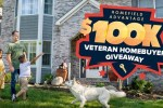Home Field Advantage $100K Home Giveaway 2020