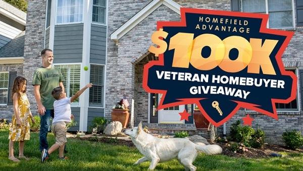 Home Field Advantage $100K Home Giveaway 2020