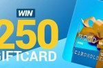 Win a $250 Visa Gift Card On Sparkdown.ca