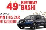 Brick's Birthday Bash Contest 2020