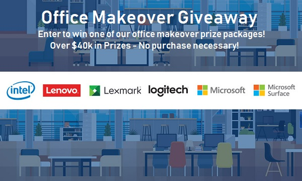 Connection Office Makeover Sweepstakes 2020