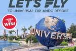 Universal Orlando Resort Sweepstakes 2020