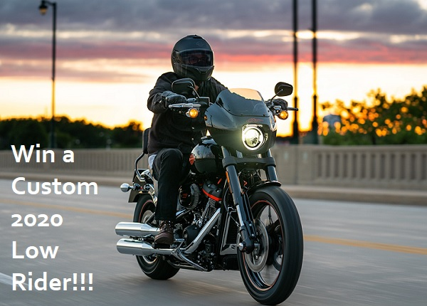 Harley-Davidson Bike Sweepstakes 2020