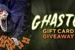 Spirit Halloween Ghastly Gift Card Giveaway 2020