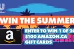 Unilever $100 Amazon Gift Card Giveaway