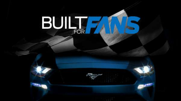 Nascar Ford Mustang Giveaway 2020