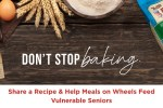 """Bob's Red Mill's """"Don't Stop Baking"""" Contest 2020"""