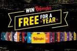 Win Free Bojangles for a Year Giveaway 2020