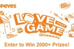 Popeyes Love That Game Giveaway 2020